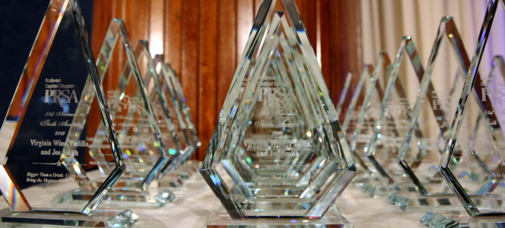Washington's Best Public Relations & Public Affairs Campaigns Honored at 2019 PRSA-NCC Thoth Awards