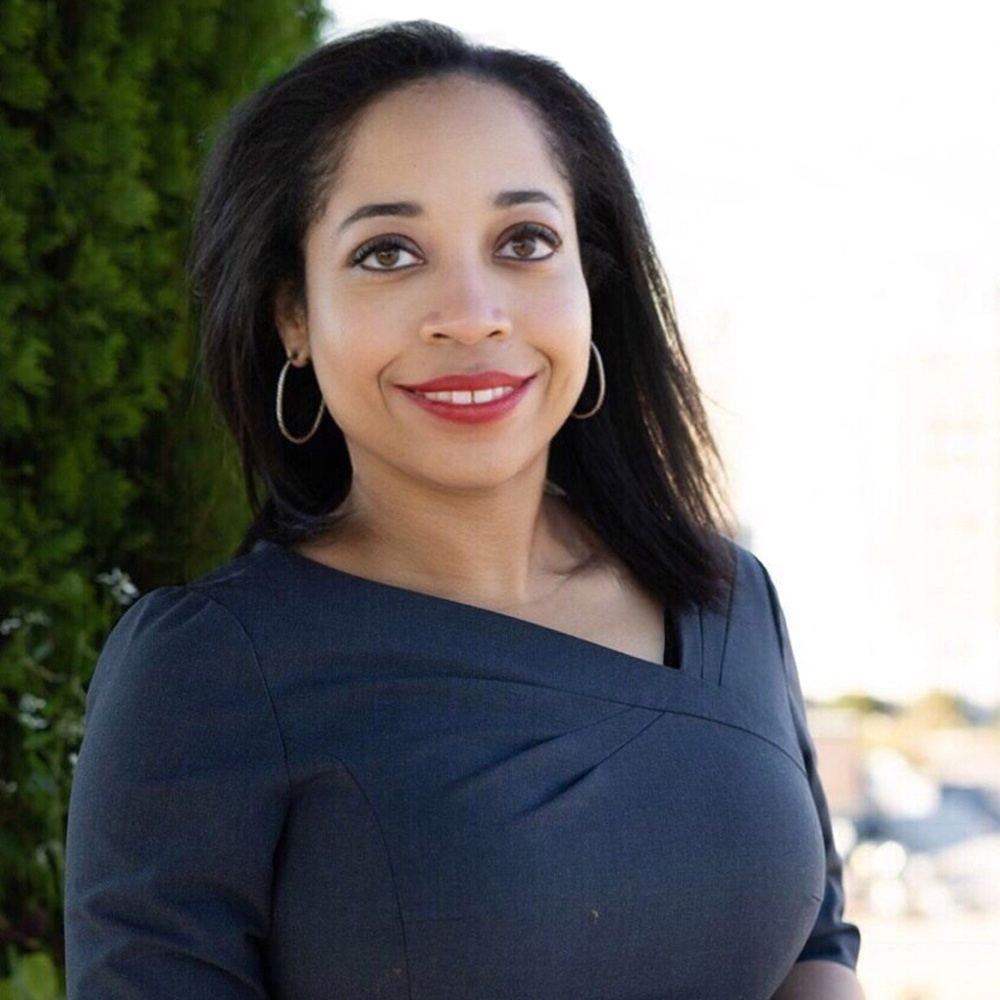 Women's History Month Feature: Rasheedah Thomas