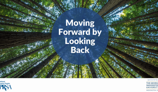 Moving Forward by Looking Back (1)
