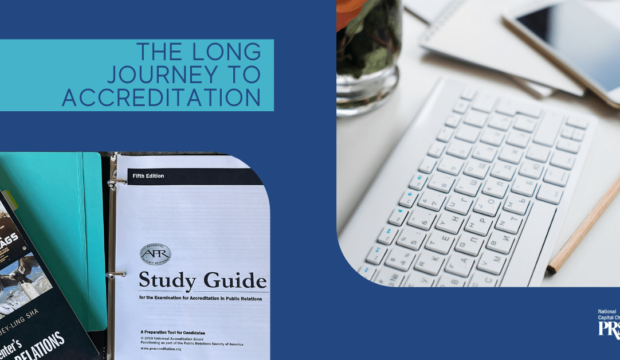 The Long Journey to Accreditation