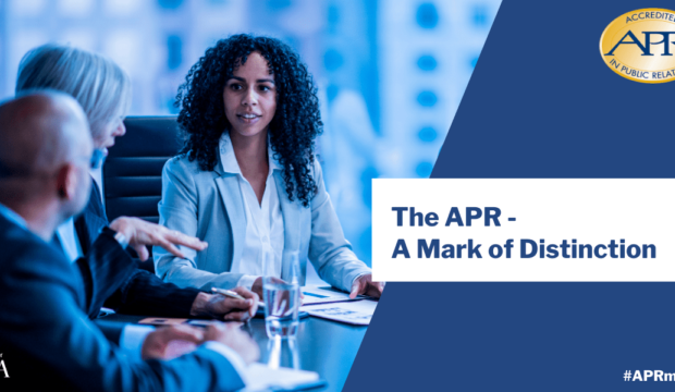 the apr-a mark of distinction